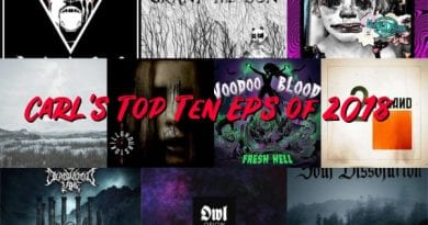 Top Ten EPs 12