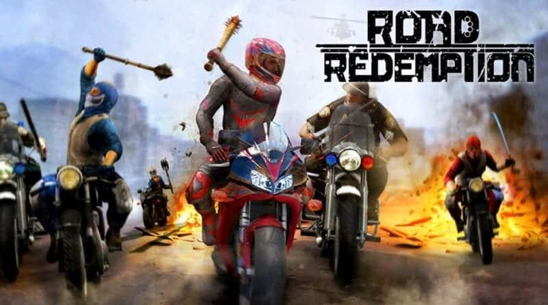 Road Redemption 1