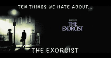 Exorcist Hate 1