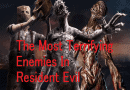 The 10 Most Terrifying Enemies in Resident Evil