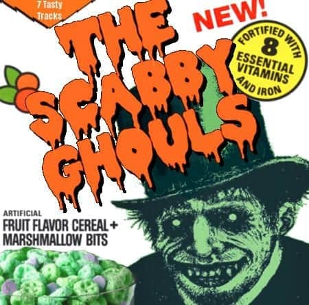 Scabby Ghouls 1