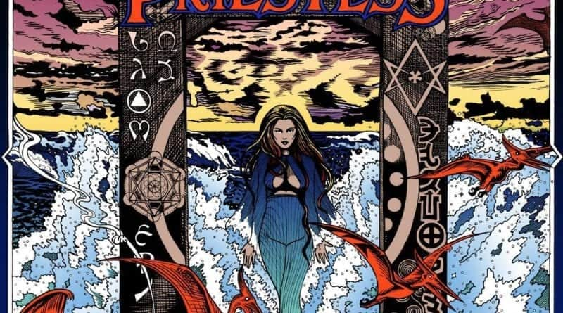 High Priestess 1