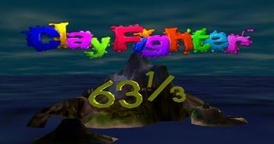 ClayFighter 1