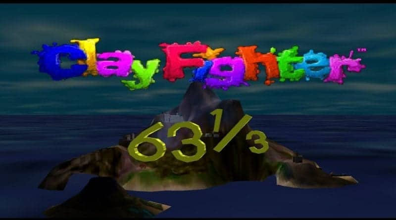 ClayFighter 1