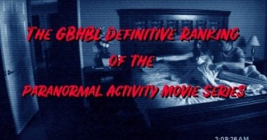 Definitive Paranormal Activity 3