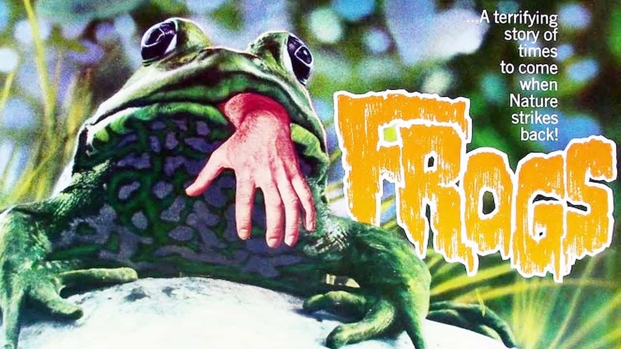 Frogs (1972) – Horror, Mystery, Sci-Fi