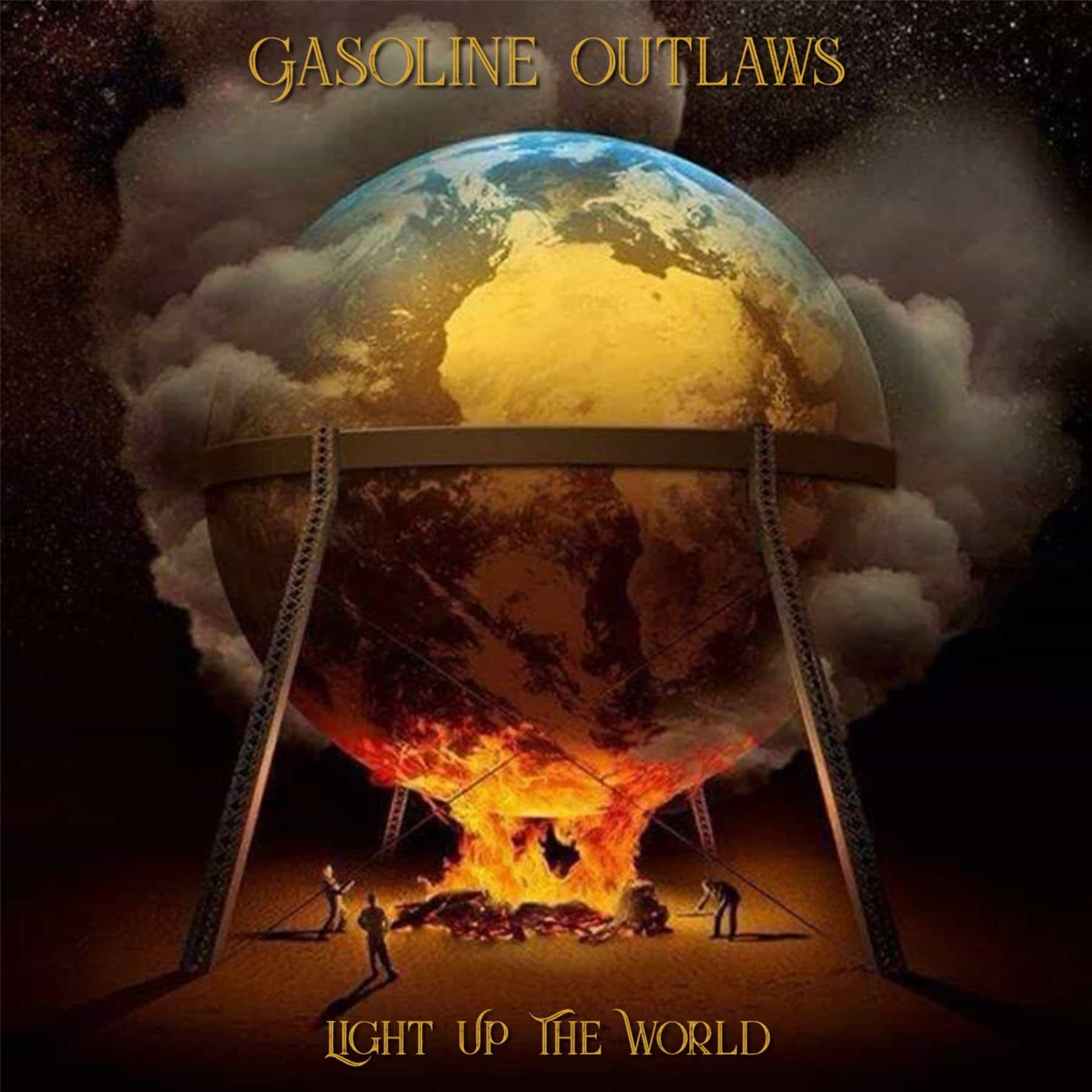 Image result for gasoline outlaws light up the world