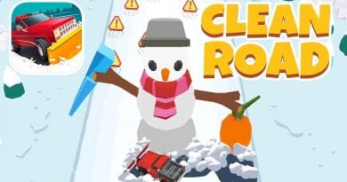 Clean Road 1