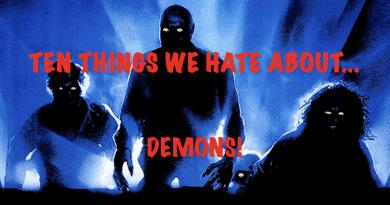 Hate Demons 1
