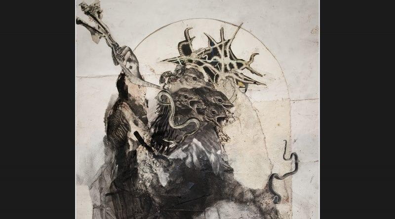 Black Crucifixion 1