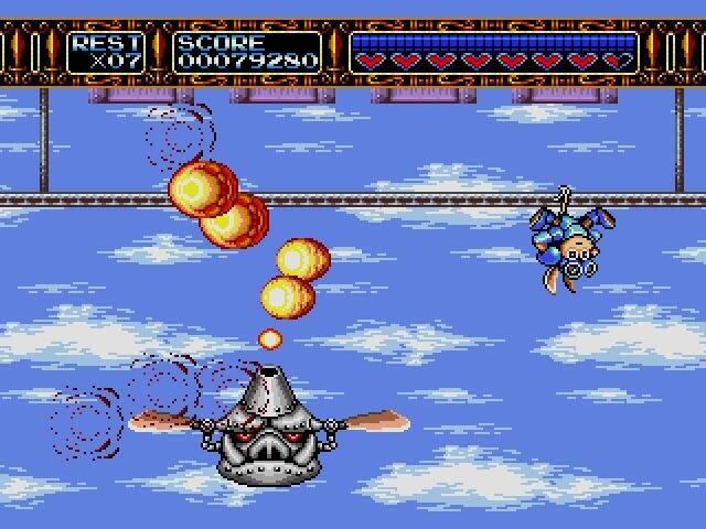 Rocket Knight 5
