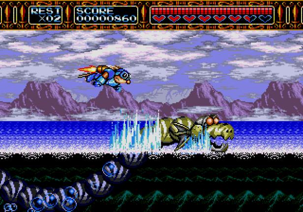 Rocket Knight 6