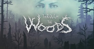 Through the Woods 1