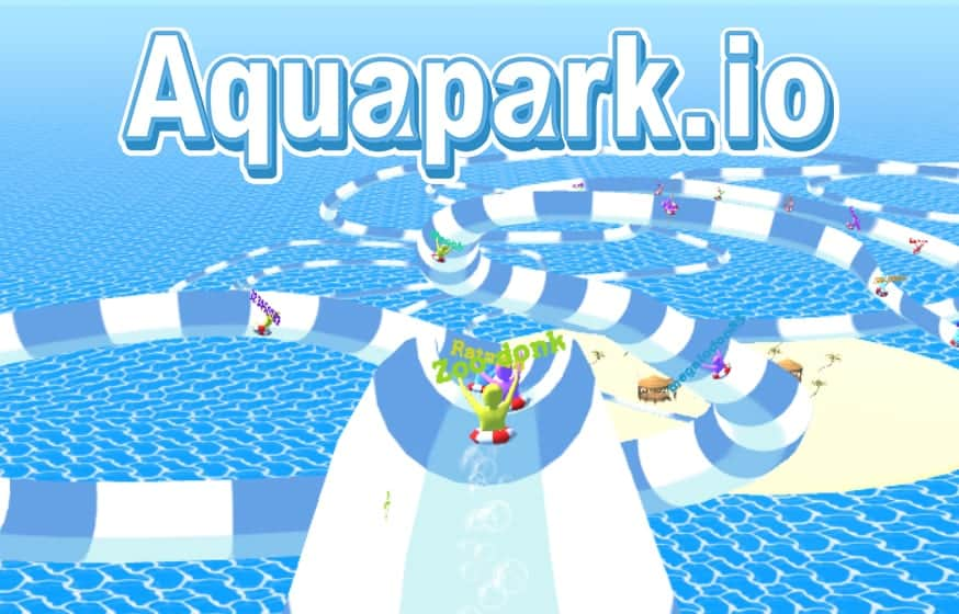 Game Review: Aquapark io (Mobile - Free to Play) - Games