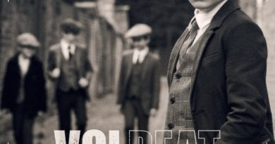 Volbeat 1
