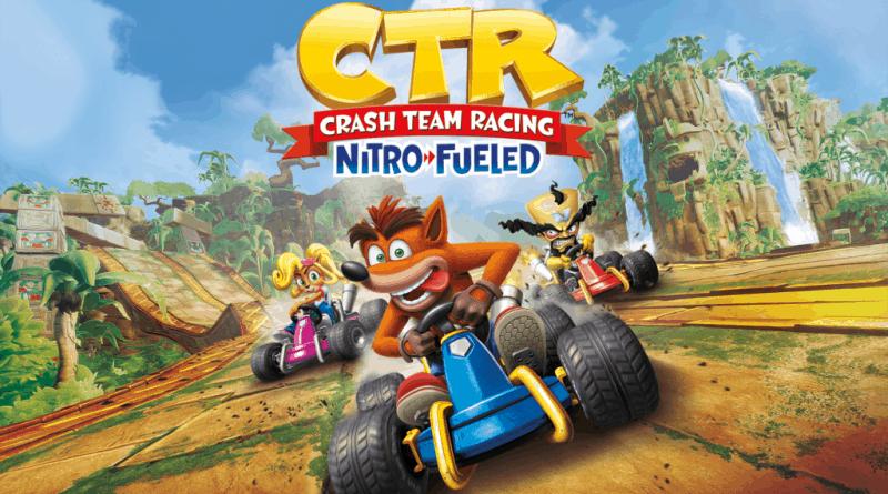 Crash Team Racing 1