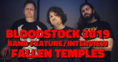 Bloodstock 2019 – Band Feature/Interview: Xero - Games, Brrraaains
