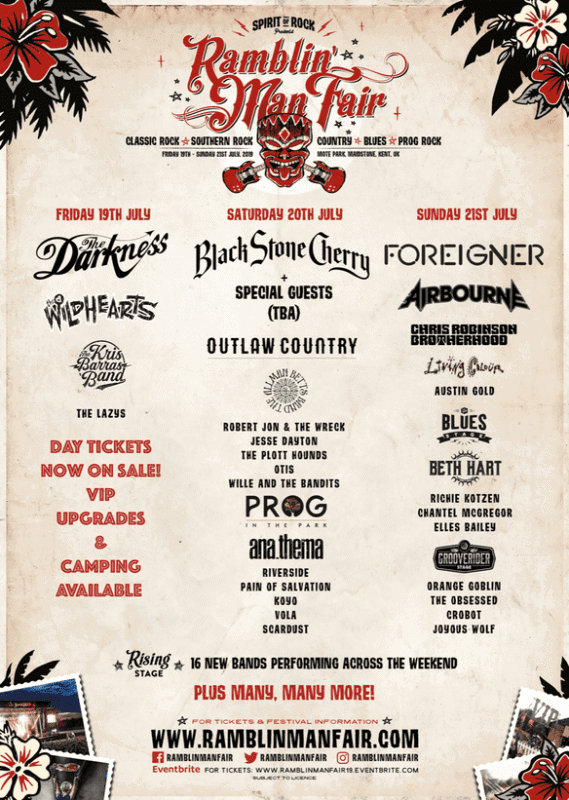 Ramblin' Man Fair 2