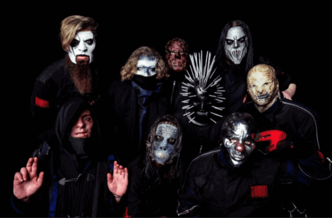 Solway Firth Slipknot band