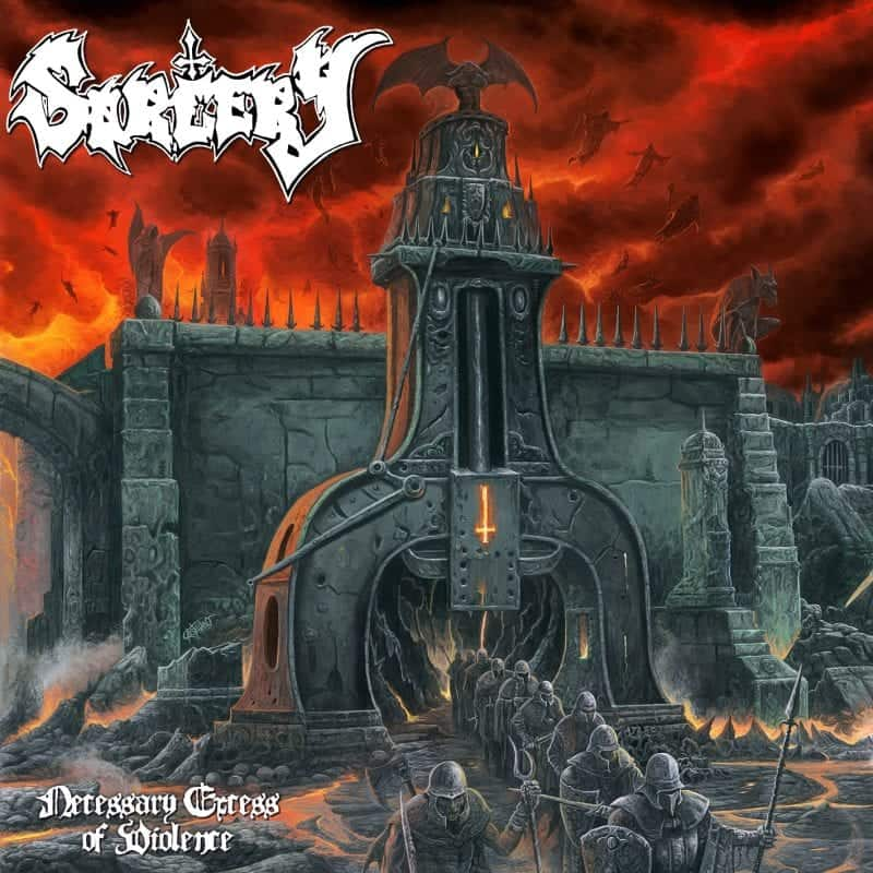 Album Review: Sorcery - Necessary Excess of Violence (Xtreem