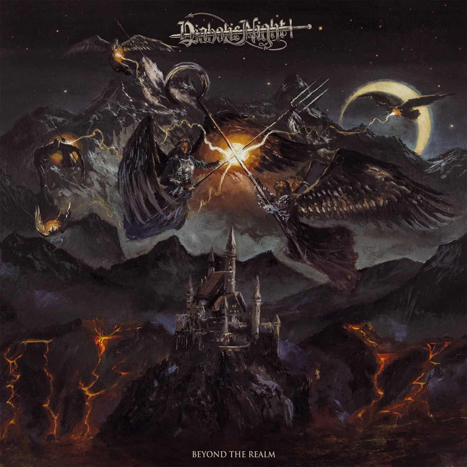 Album Review: Diabolic Night - Beyond The Realm (High Roller
