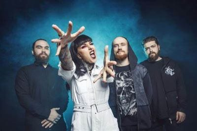 Jinjer On the Top