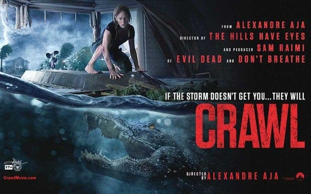 movie 2019 now Horror Movie Review Crawl 2019 Games Brrraaains A