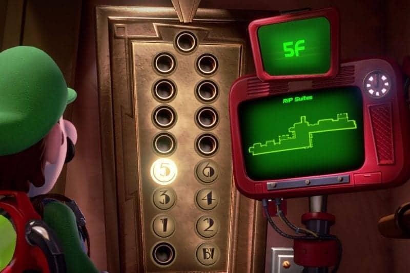 Game Review Luigi S Mansion 3 Nintendo Switch Games