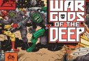 Album Review: War Gods of the Deep – Action Space Battle (Astro Dragon Records)
