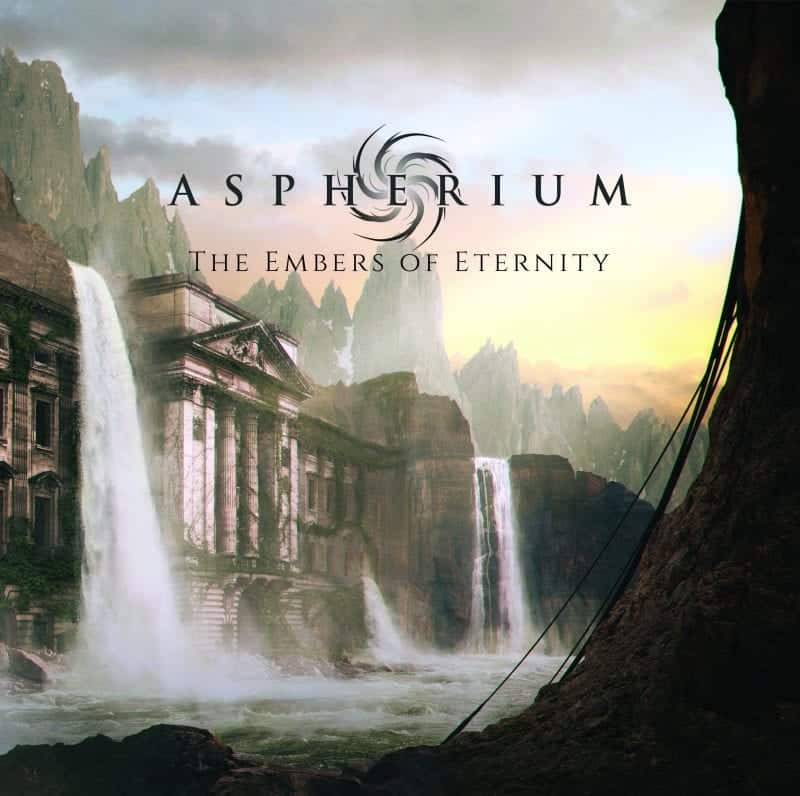 Album Review: Aspherium - The Embers of Eternity (Self