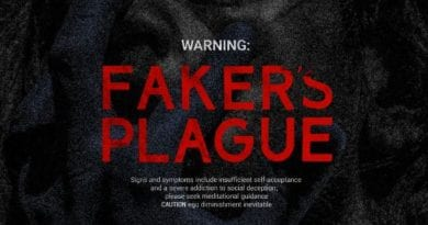 Fakers Plague - While She Sleeps