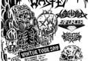 Live Review: Municipal Waste/Toxic Holocaust/Enforcer/Skeletal Remains at ULU, London (08/12/19)