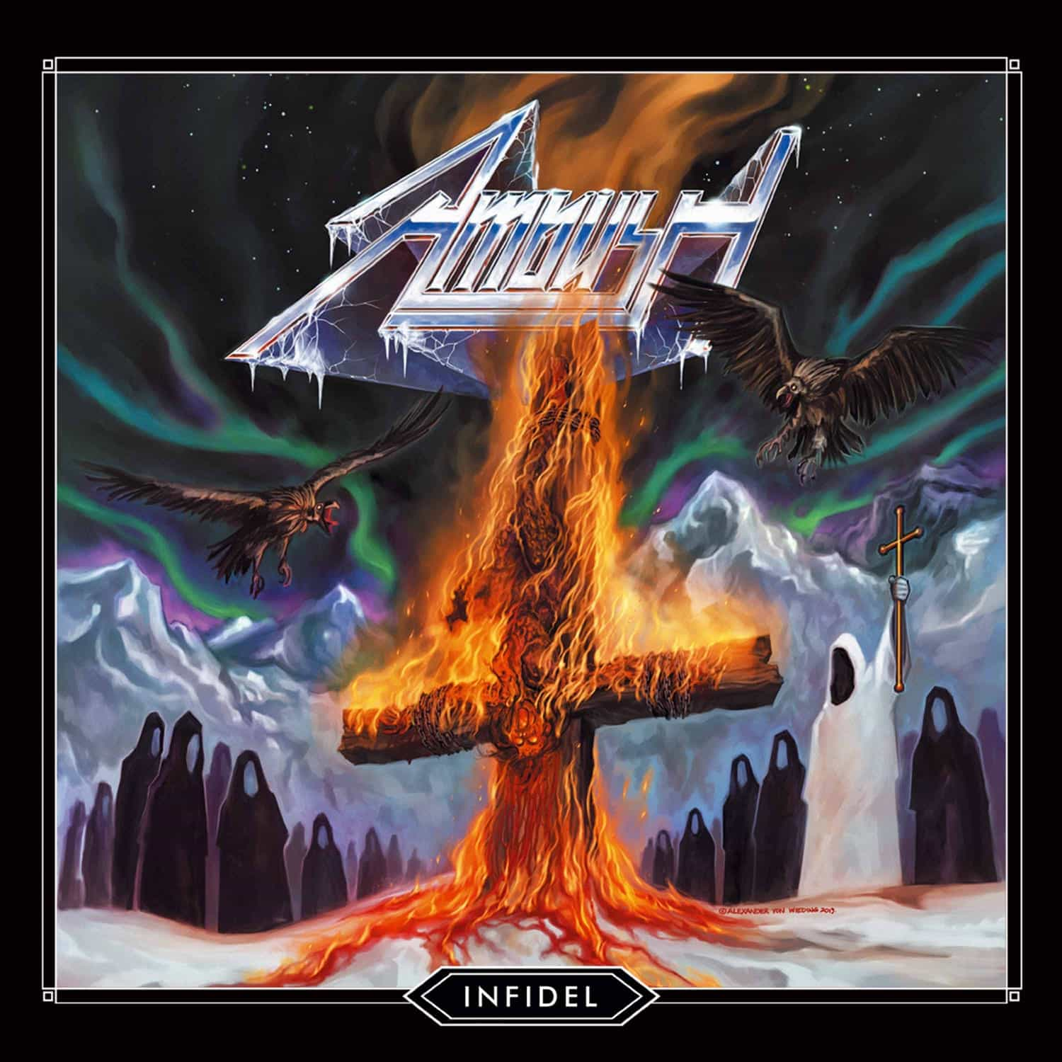 Album Review: Ambush - Infidel (High Roller Records ...