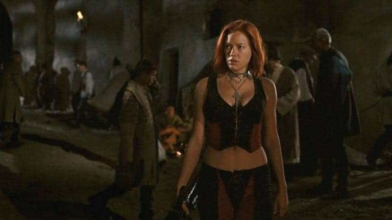 Game Movie Review Bloodrayne 2005 Games Brrraaains A