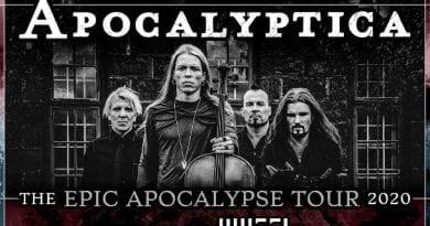 Epica Apocalyptica tour