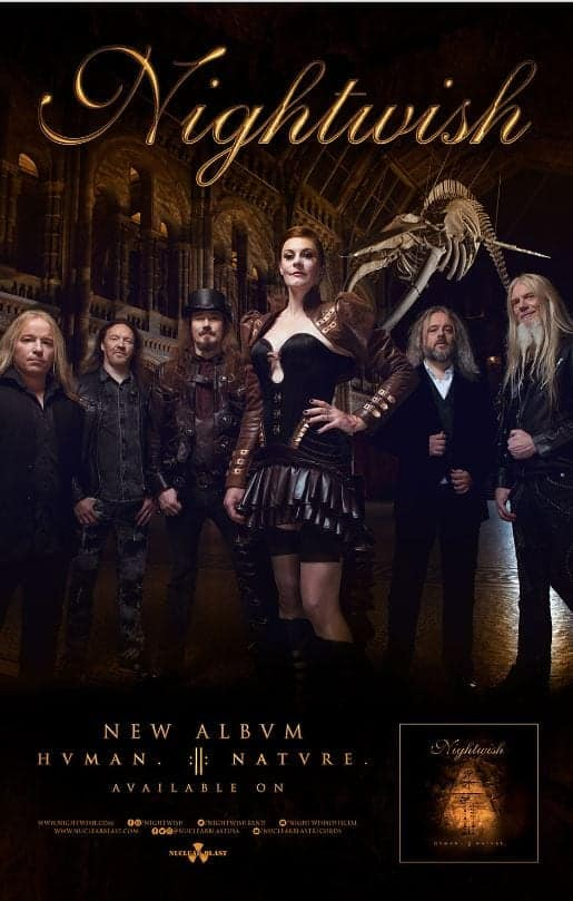 Music News: Nightwish Release First Single & Video for the ...