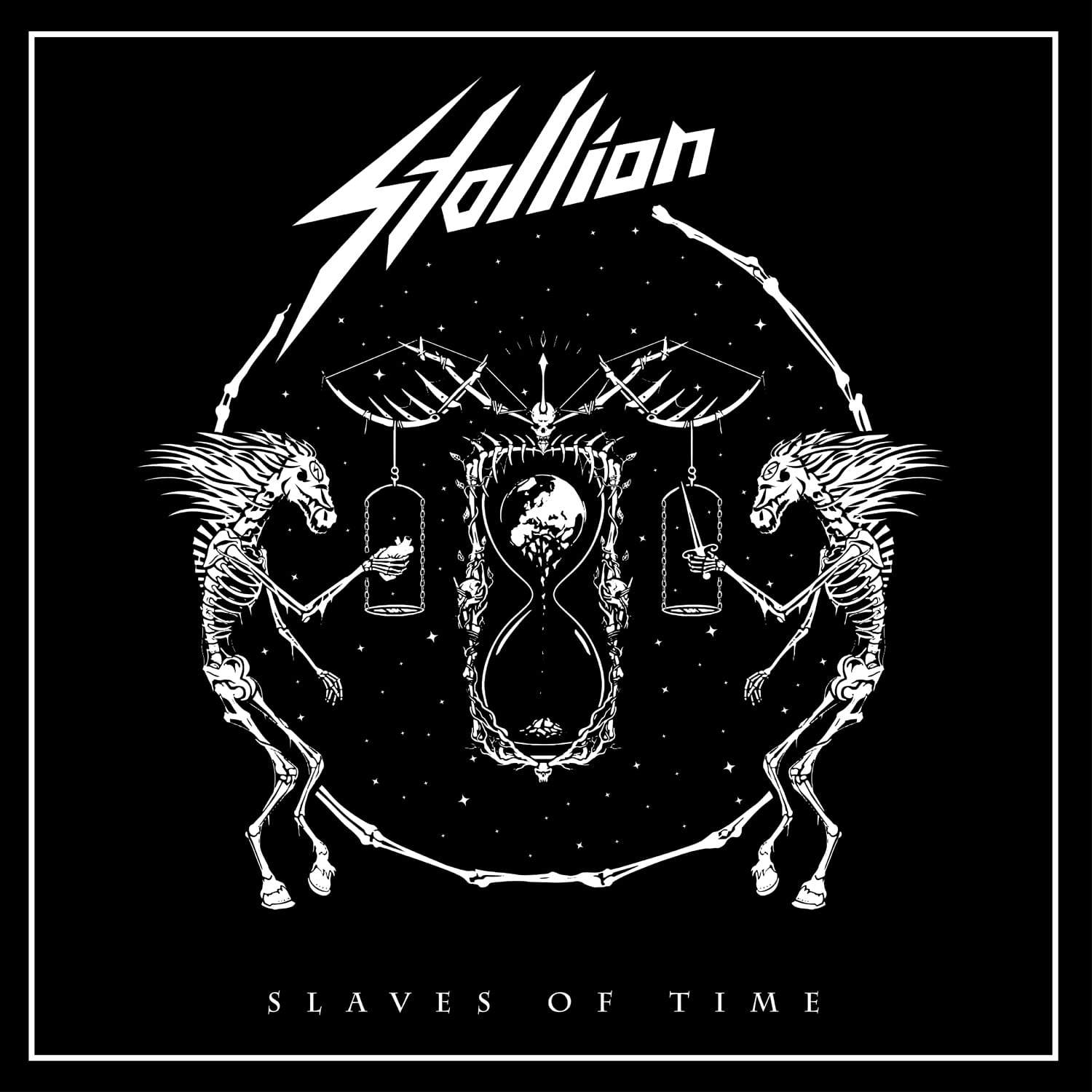 Album Review: Stallion - Slaves Of Time (High Roller ...