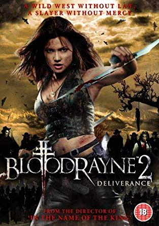 Game Movie Review Bloodrayne 2 Deliverance 2005 Games