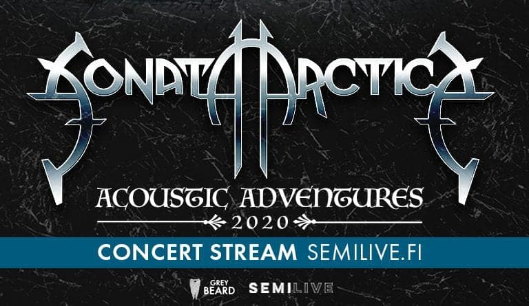 Sonata Arctica SemiLive Acoustic Adventures Band