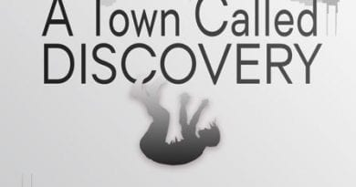 A Town Called Discovery by RR Haywood