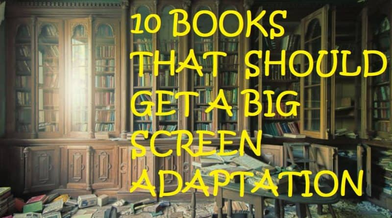 10 Books Adapt to film