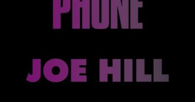 Joe Hill The Black Phone