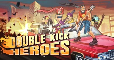 Double Kick Heroes Xbox One