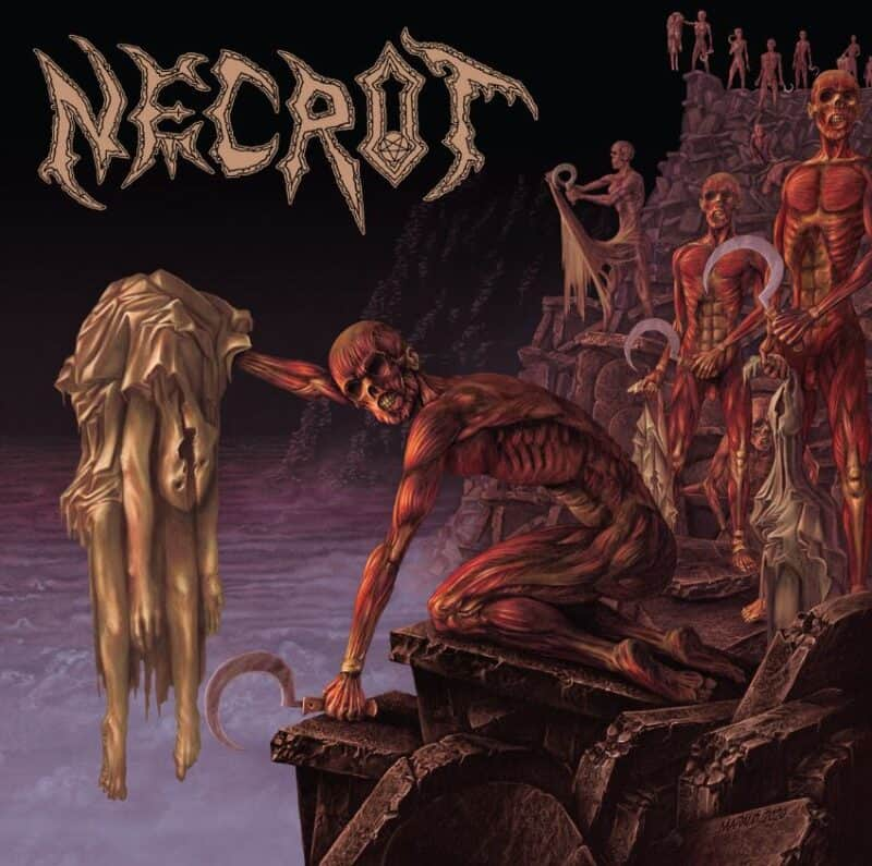 Mortal by Necrot
