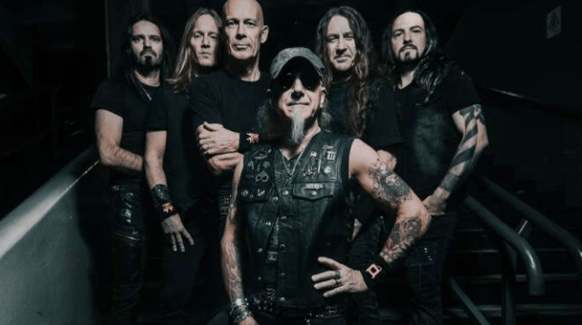 Accept - Too Mean to Die - Band Image