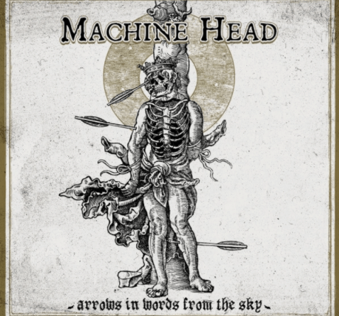 Machine Head Arrows in Words from the Sky