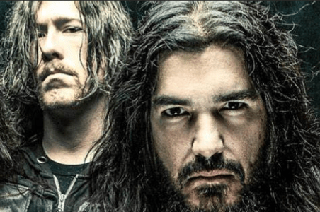 Machine Head Arrows in Words from the Sky band