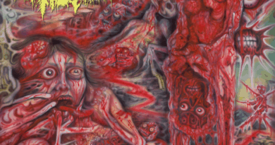 Cerebral Rot Excretion of Mortality album cover